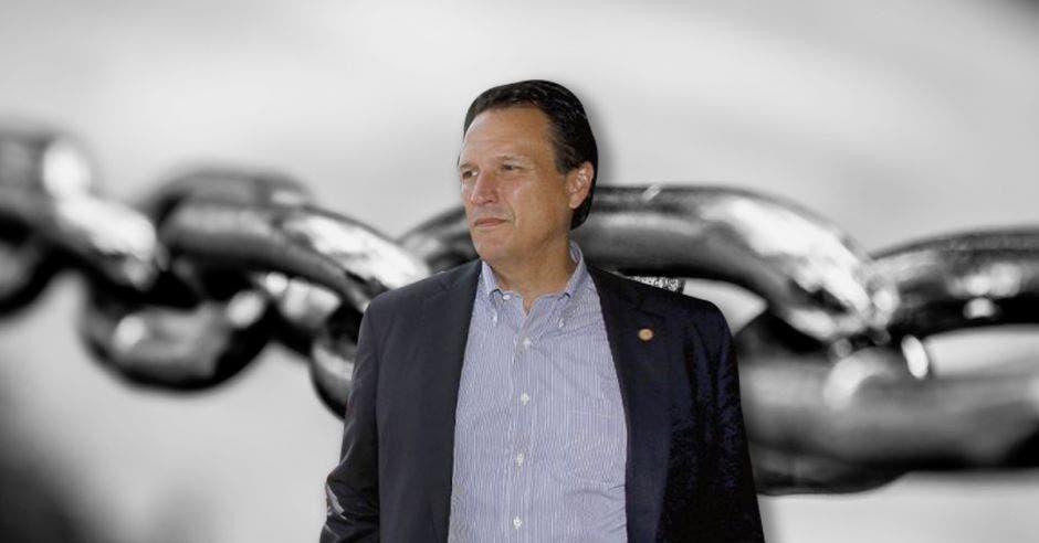 Elías Soley, expresidente de AmCham. Archivo/La República.