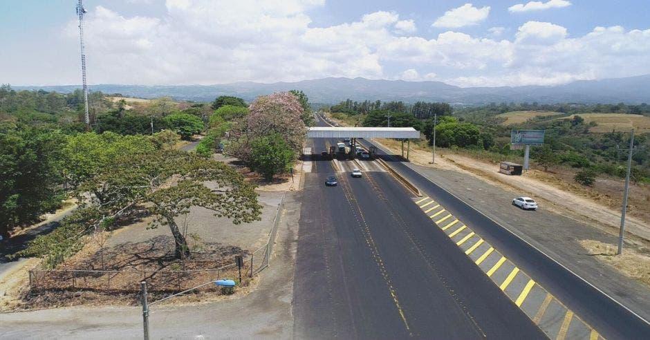Carretera San José-San Ramón