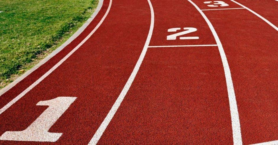 pista atlética