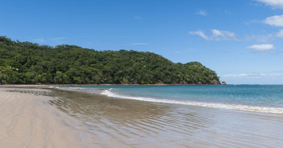 Sector oeste de Playa Conchal, Guanacaste