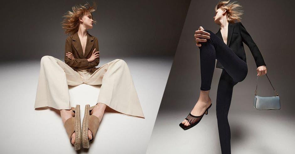 Modelos de Zara