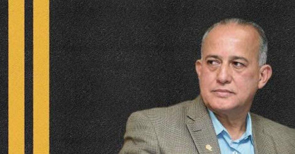 Luis Fernando Chacón, jefe del PLN. Archivo/La República