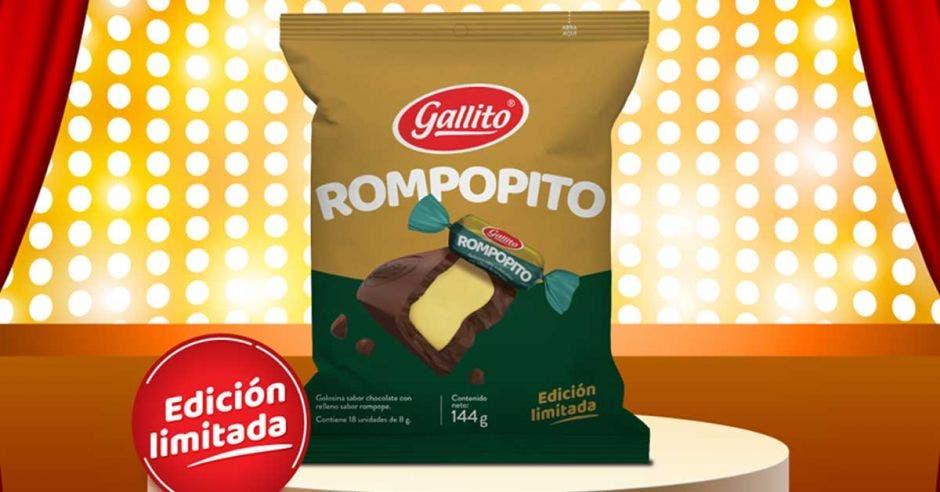 Bolsa de Rompopitos