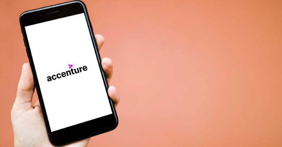 Accenture en celular