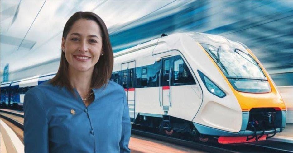 María Inés Solís, diputada de la Unidad.