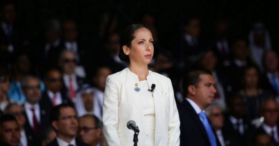 Carolina Hidalgo, diputada del PAC