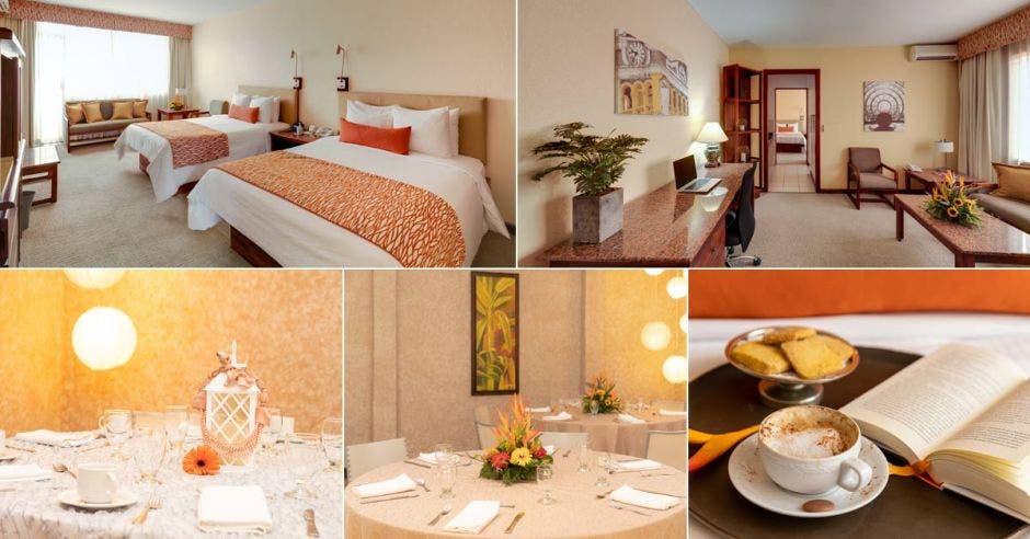 Instalaciones del hotel Jade