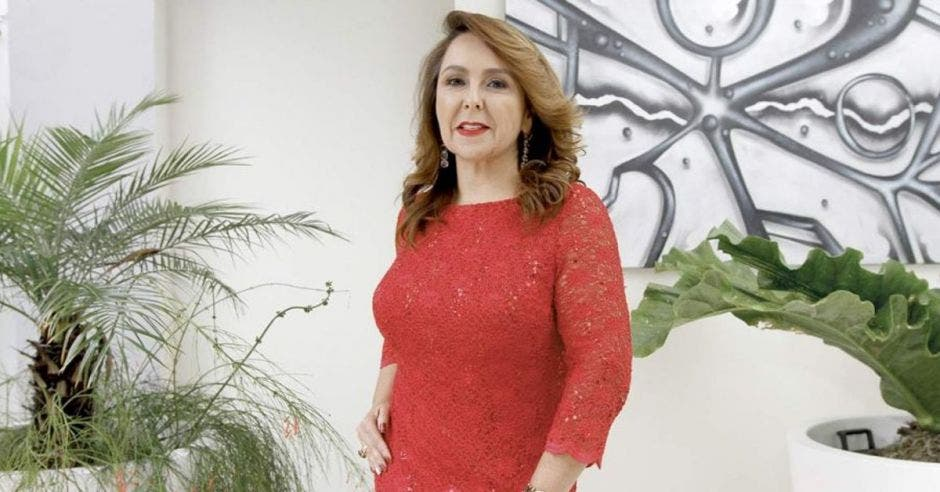 Laura Bonilla, presidenta de Cadexco