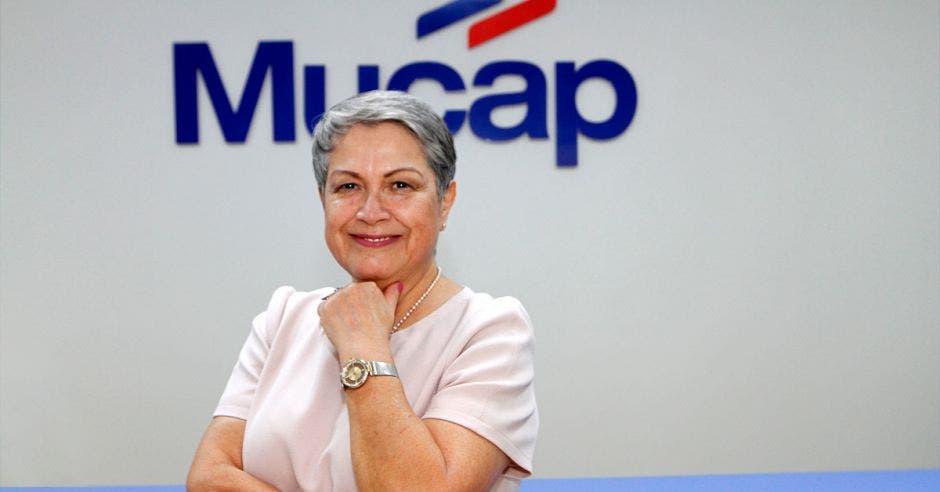 Eugenia Meza, Mucap