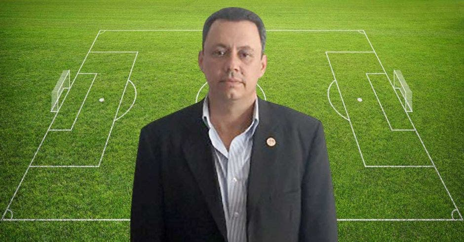 Sergio Hidalgo, presidente Liga de Ascenso