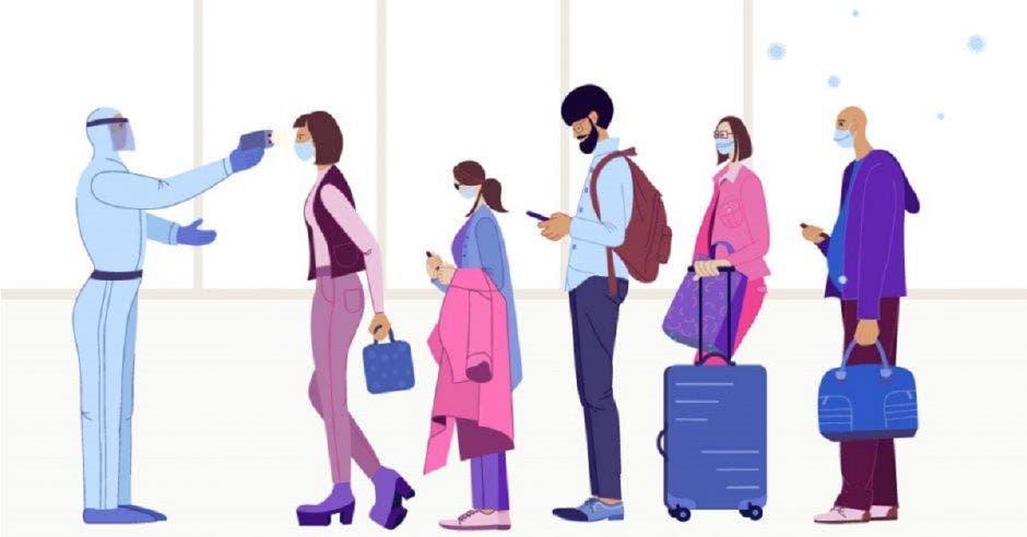 Turistas en tiempos de Covid-19