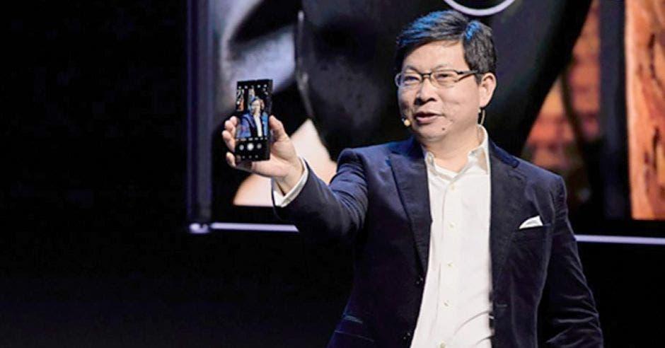 Richard Yu, CEO del Huawei Consumer Business Group
