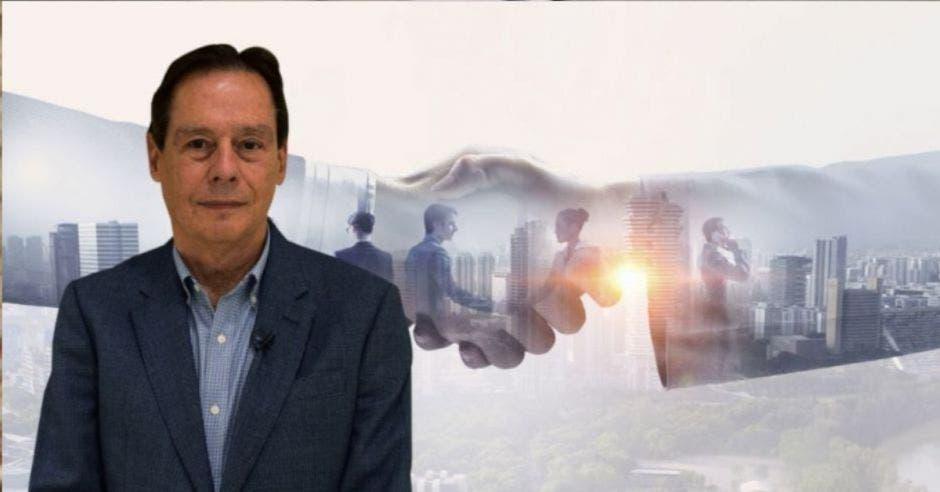 José Álvaro Jenkins, Presidente de UCCAEP