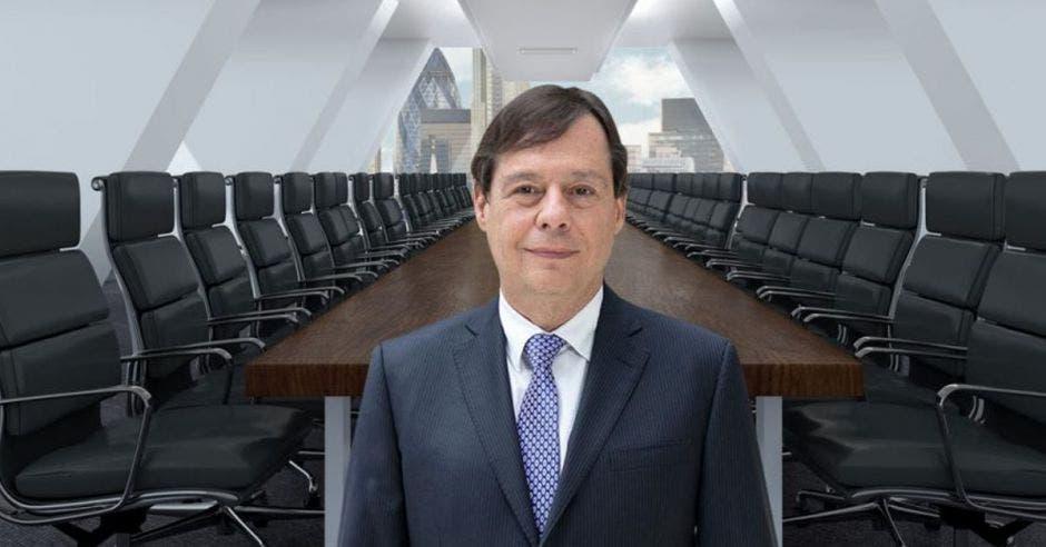 José Álvaro Jenkins, presidente UCCAEP. Archivo/La República.