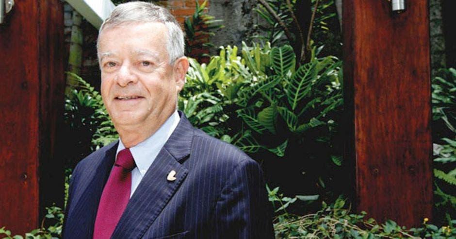 Francisco Llobet, presidente de Fedecámaras. Archivo/La República.