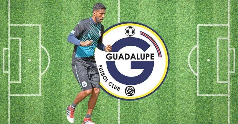 Darío Delgado, capitán del equipo guadalupano
