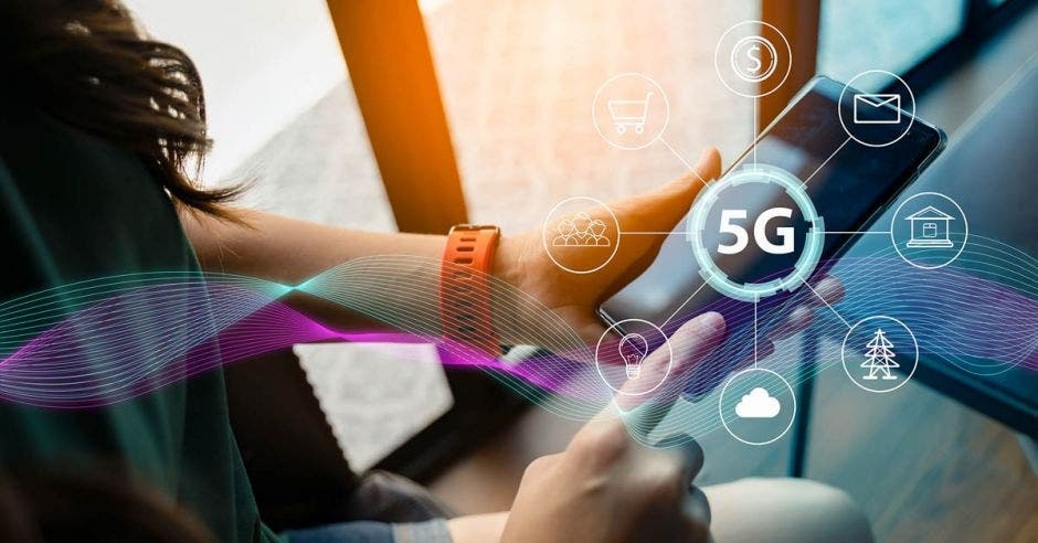 Servicios móviles 5G