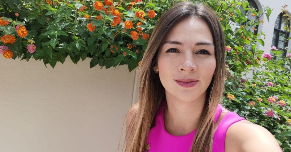María José Corrales, diputada del PLN