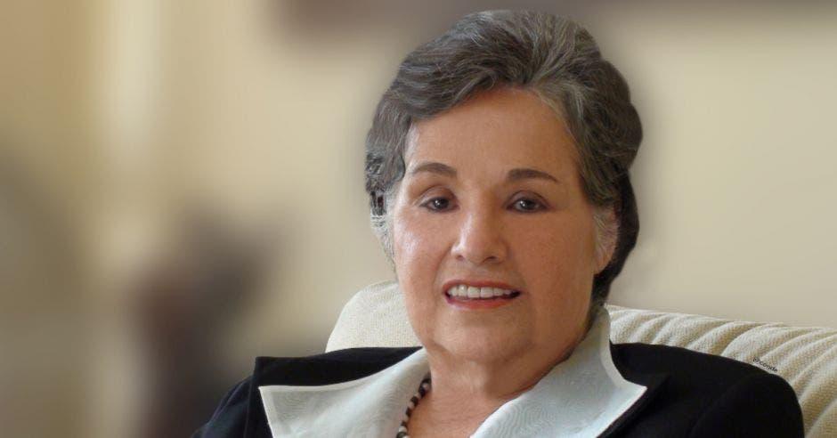 Teresita Aguilar, expresidenta Conapam.