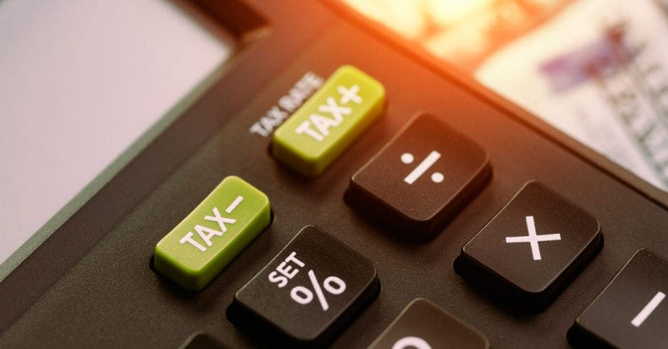 Calculadora que dice impuestos