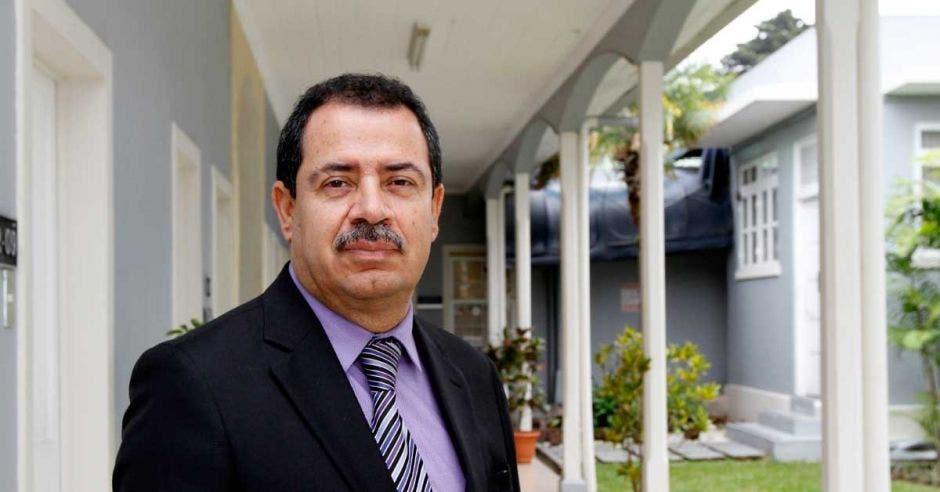 Mario Redondo, exdiputado.