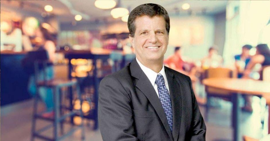 Julio Castilla, presidenta Cámara de Comercio. Archivo/La República.