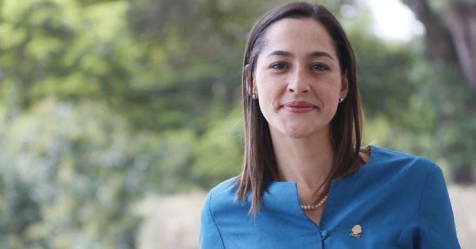 Marían Inés Solís, diputada del PUSC