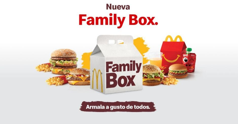 Productos de McDonald's