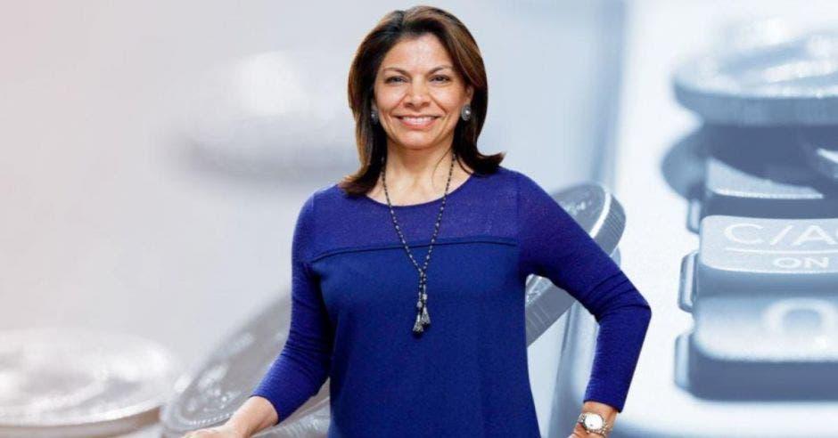 Laura Chinchilla, Archivo/La República