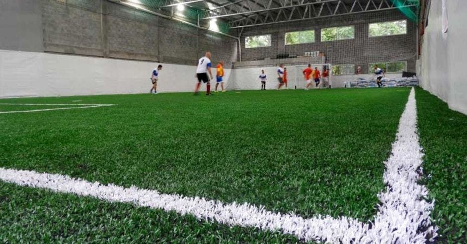 futbol 5 metegol