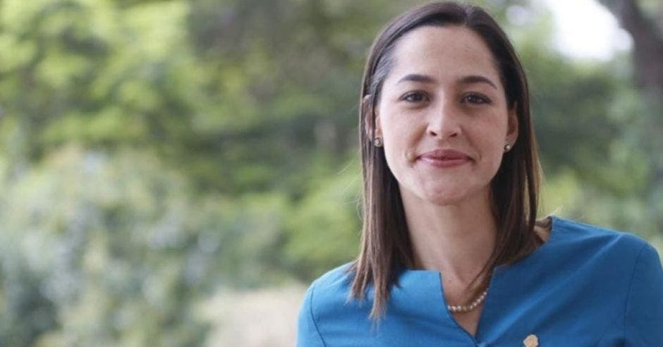 Maria Inés Solís, diputada del PUSC. Archivo/La República.