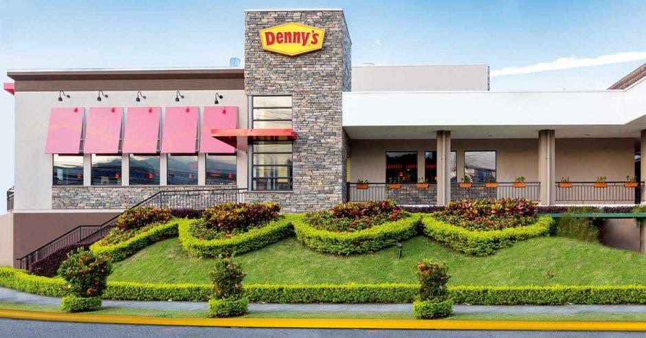 Un restaurante de Denny's