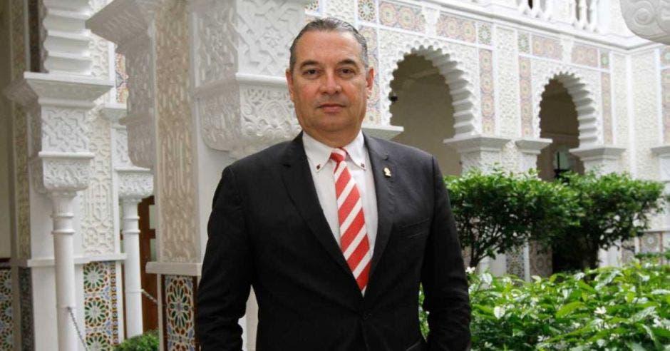 Roberto Thompson, diputado. Archivo/La República.