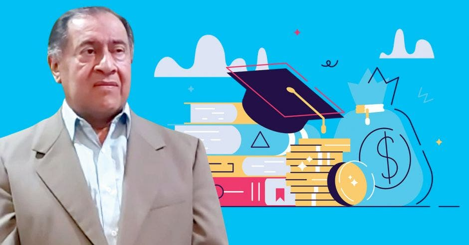 Carlos Rodríguez, asesor jurídico del Viceministerio Administrativo del MEP.