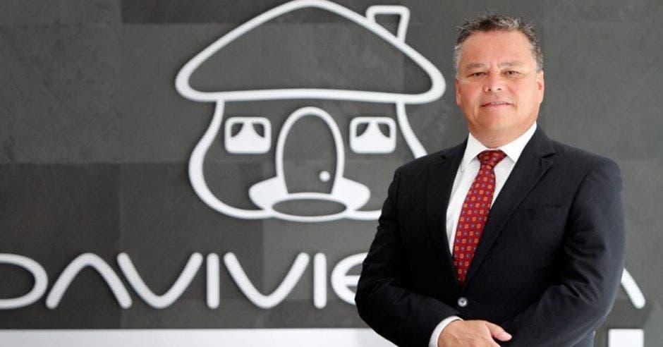Edwin Céspedes, director de Medios de Pago de Davivienda.