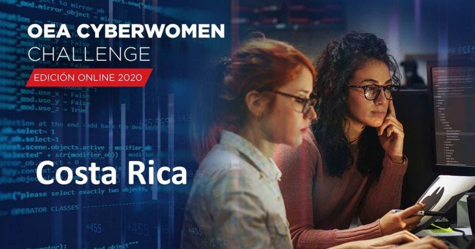 OEA Cyberwomen Challenge.