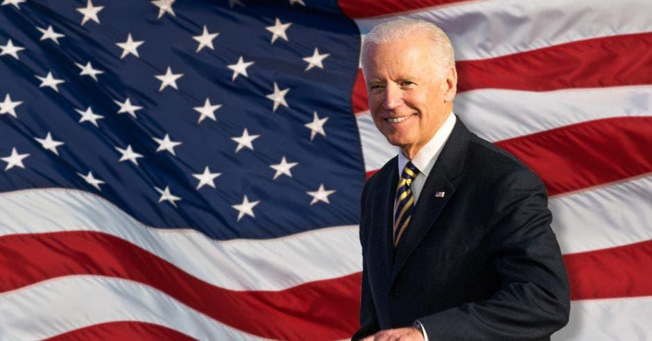 Joe Biden, candidato demócrata. Archivo/La República.