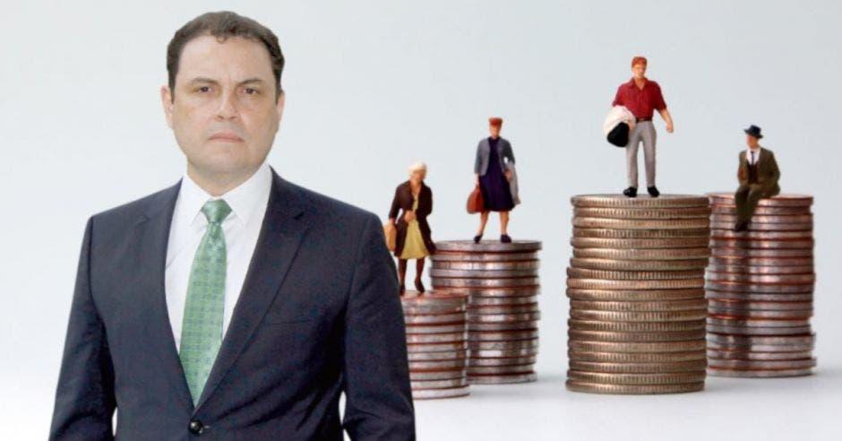 Carlos Ricardo Benavides. Archivo/La República.,