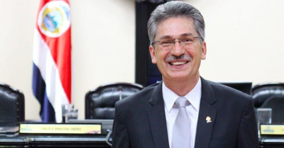 Welmer Ramos, diputado del PAC. Archivo/La República.