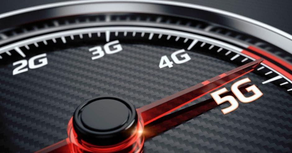 El principal beneficio de una red 5G es la carga y descarga rápida. Shutterstock/La República.