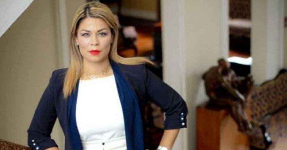 Franngi Nicolás, diputada del PLN