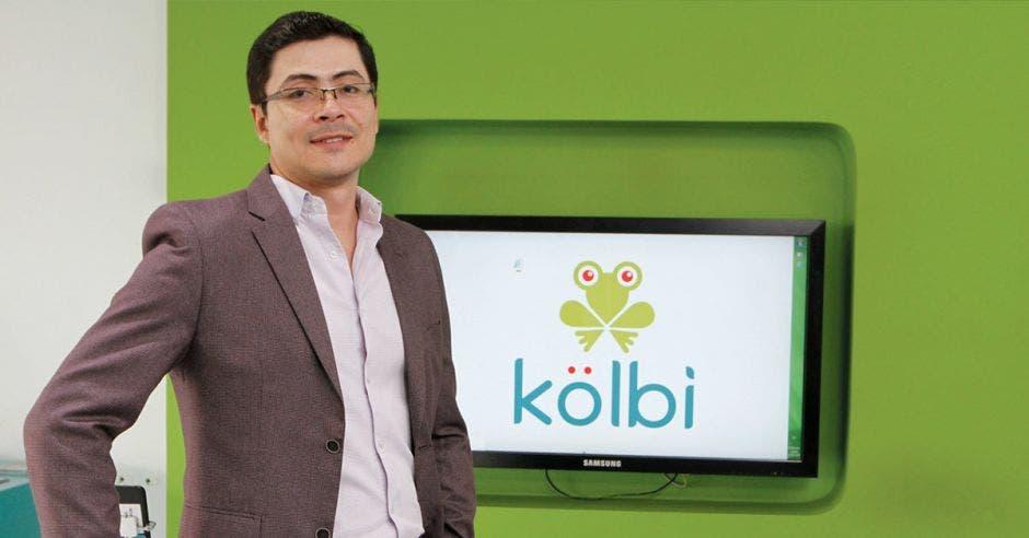 José Romero, director del Negocio de Valor Agregado de kölbi.