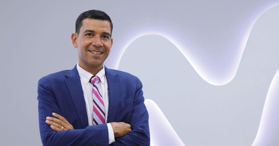 José Pablo Rivera, Gerente de Regulación, Comunicación y Relaciones Institucionales.