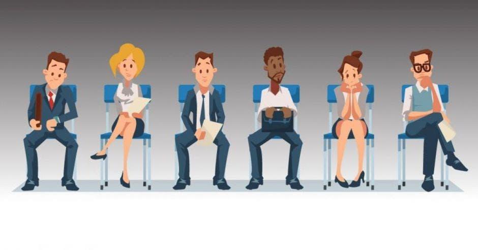 La ley de empleo público regularía lo que corresponde también a las nuevas contrataciones en el Estado. Archivo/La República.