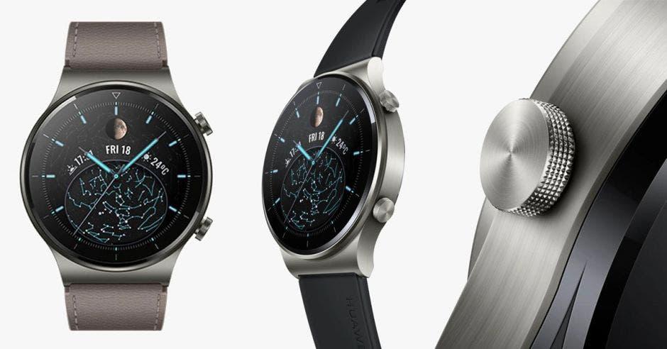 Relojes inteligentes de Huawei