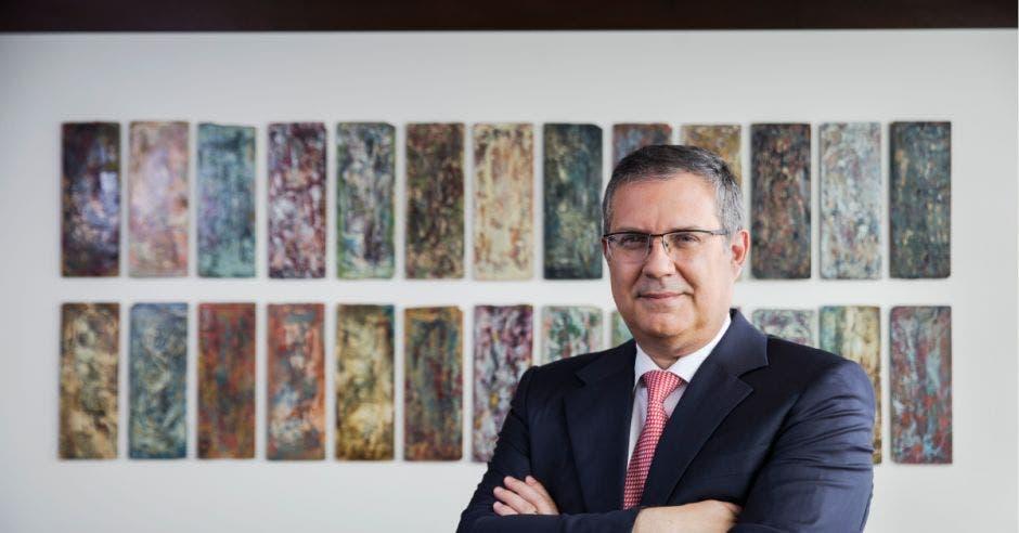 Roy Cole, gerente general de Davivienda Seguros