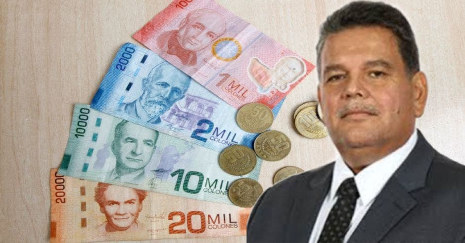 Rodolfo Peña, jefe de fracción del Partido Unidad Socialcristiana