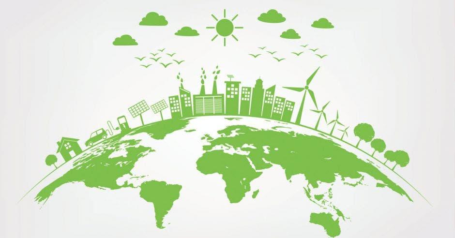 La meta de la compañía es alcanzar 475 kilogramos de CO2 neto por tonelada de material y por supuesto, operar la  primera planta de producción de cemento neutra en emisiones de CO2. Shutterstock/La República.