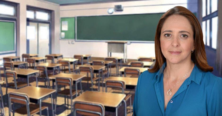 Helena Ayales, Directora de Primaria Saint Mary School