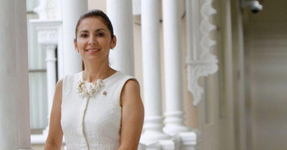 Silvia Hernández, diputada de Liberación Nacional. Archivo/La República.